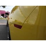 polimento automotivo após pintura preço Parque Campolim