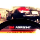 serviço de polimento para carros pretos Zona Industrial